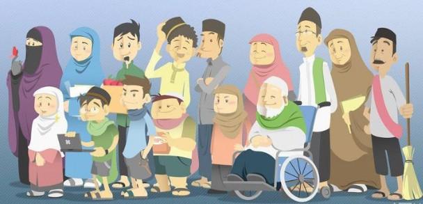 Keluarga Bahagia Cara Islam