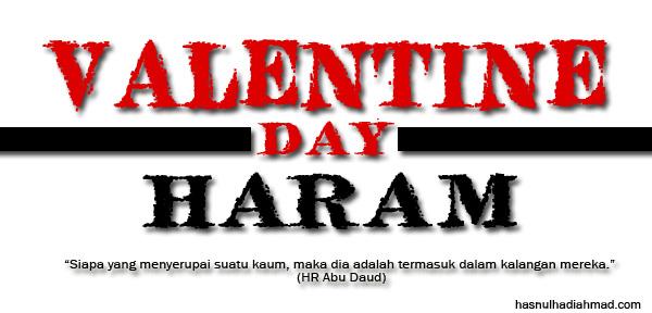 Valentine's Day Adalah Haram