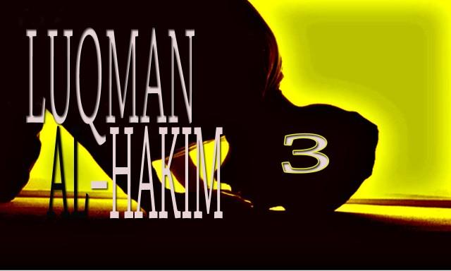 Buku Kisah Luqman Al-Hakim