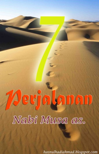 Kisah Perjalanan Hidup Nabi Musa