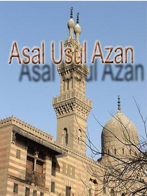 Mengenai Sejarah Adzan
