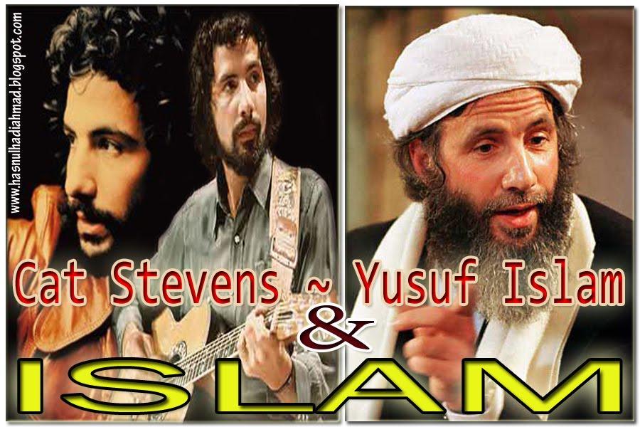 Gambar Yusuf Islam Atau Cat Stevens