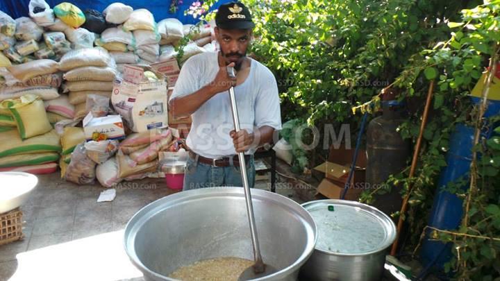 Di Dapur Rabaah Mesir 3