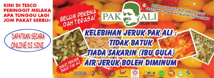 Gambar Jeruk Pak Ali Melaka 1