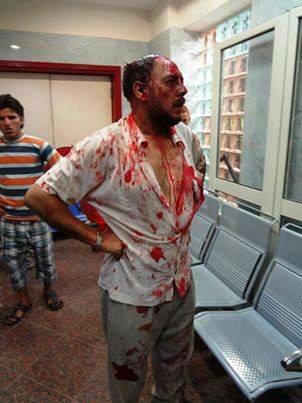 Gambar Rakyat Mesir Terbunuh 2