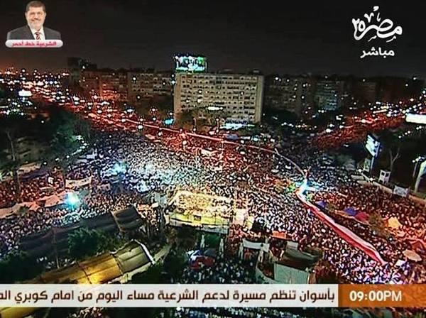 Live Stream  Dari Dataran Rabaah Adawiyyah 1