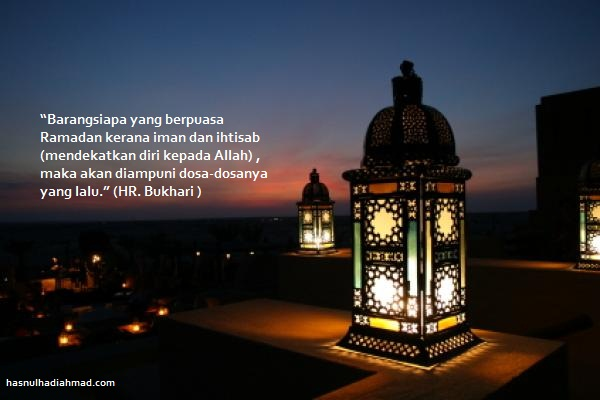 Ramadan Bulan Hidayah