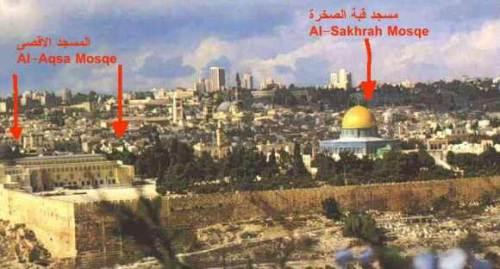 Bangunan Masjid Al-Aqsa Yang Sebenar  1