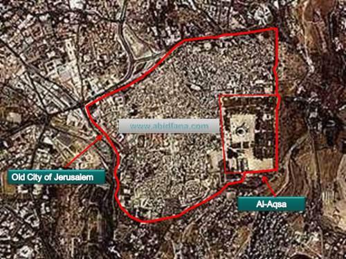 Bangunan Masjid Al-Aqsa Yang Sebenar  2
