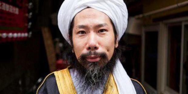 Bekas Pembuat Tatu Kini Imam Di Jepun 1