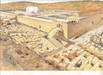 Gambaran Temple of Solomon