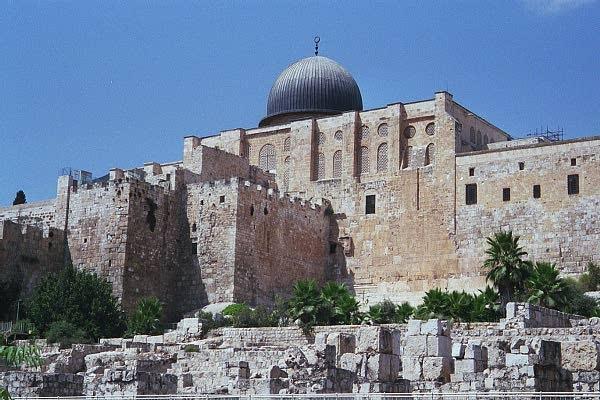 Masjidil Al-Aqsa Yang Sebenarnya 1