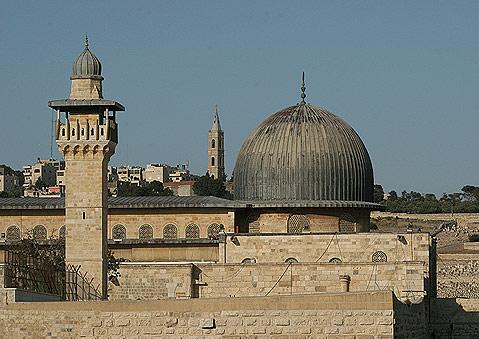 Masjidil Al-Aqsa Yang Sebenarnya 2