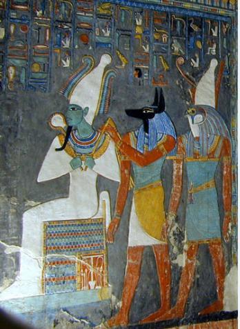 Tuhan Osiris