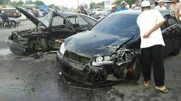 Ustaz Azhar Idrus Kemalangan 1