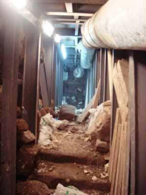 Yahudi Menggali Di Bawah Masjid Al-Aqsa 1