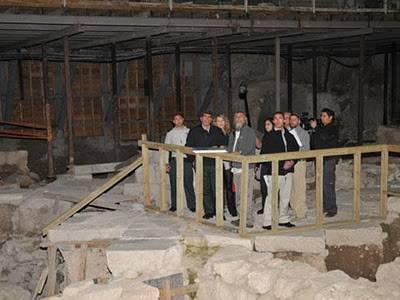 Yahudi Menggali Di Bawah Masjid Al-Aqsa 5